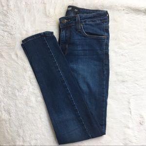 STITCH FIX-Just Black skinny high rise jeans